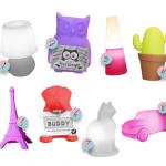 Presentes criativos para mães: luminárias e decoração