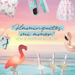 Flamingos: trend que nós amamos