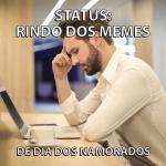 Memes de dia dos namorados