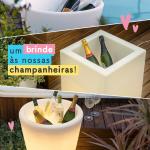 Presente original: champanheira Usare