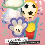14 luminárias Usare que você tem que conhecer