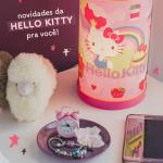 Novas Luminárias Hello Kitty da linha Happy