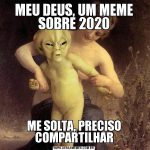 Os melhores memes sobre 2020