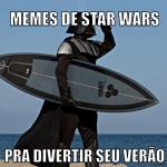 Os melhores memes de Star Wars