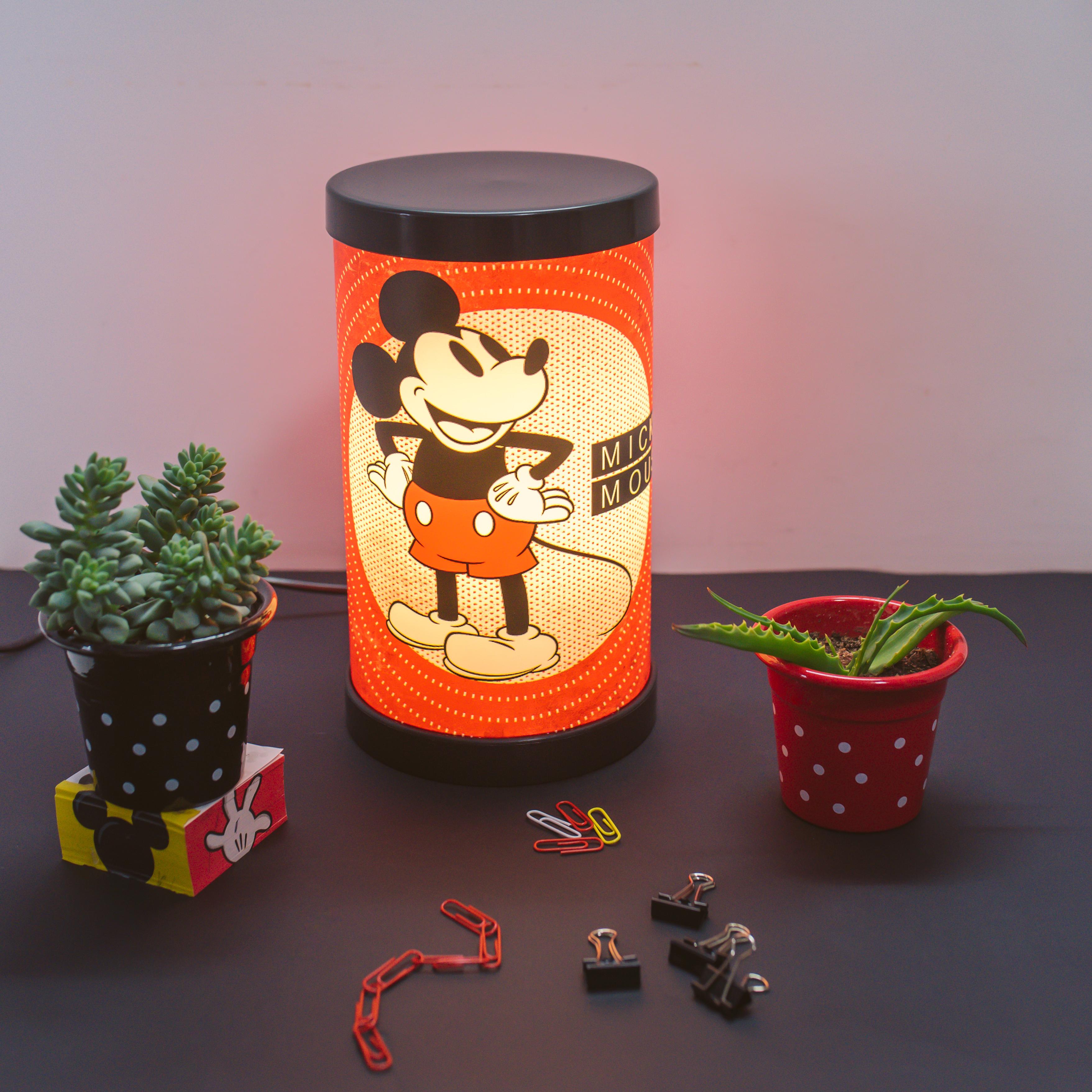 Lançamentos Luminárias Minnie e Mickey da Disney