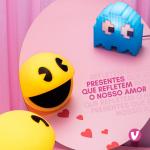 Presentes de Dia dos Namorados que refletem o nosso amor