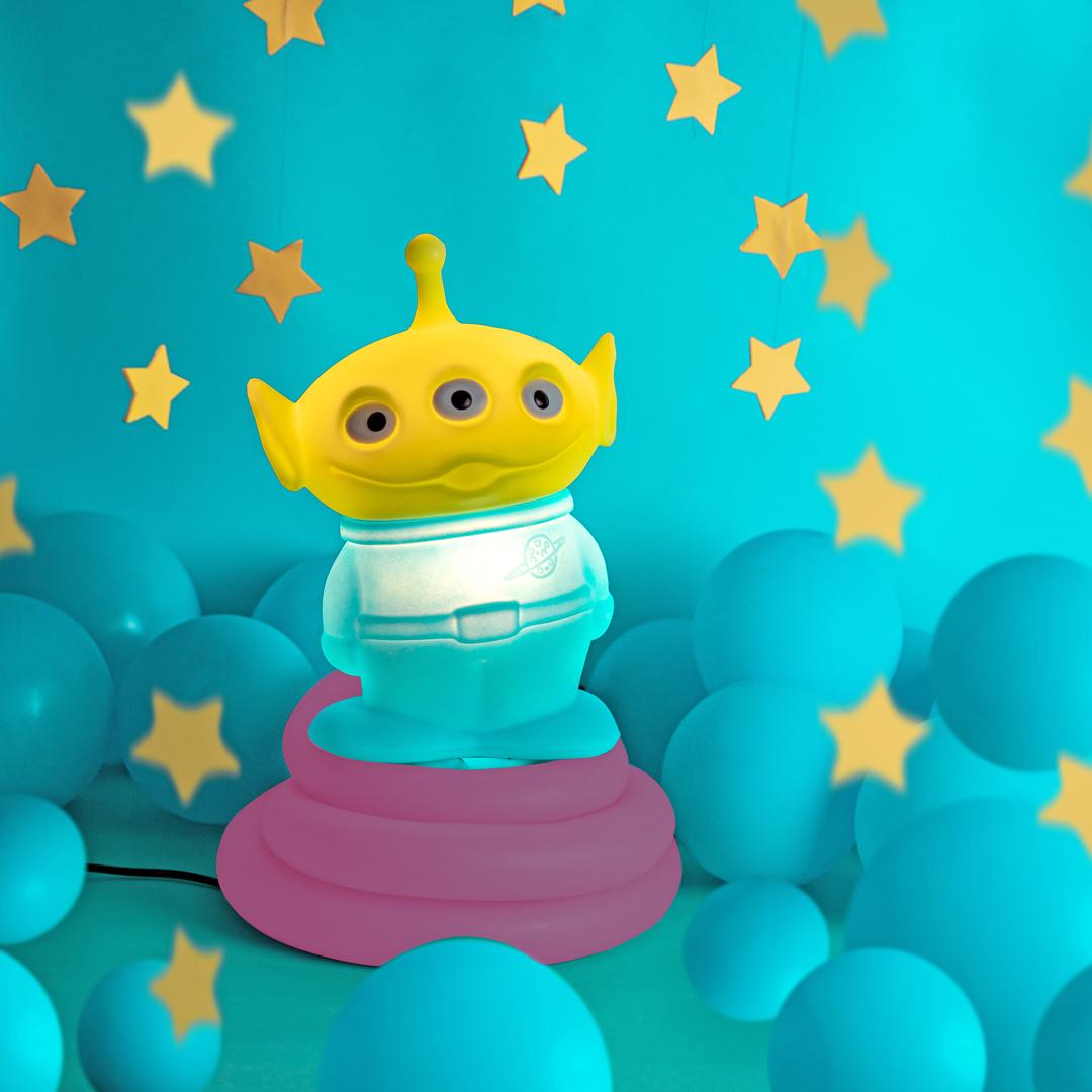 presente dia das crianças alien toy story