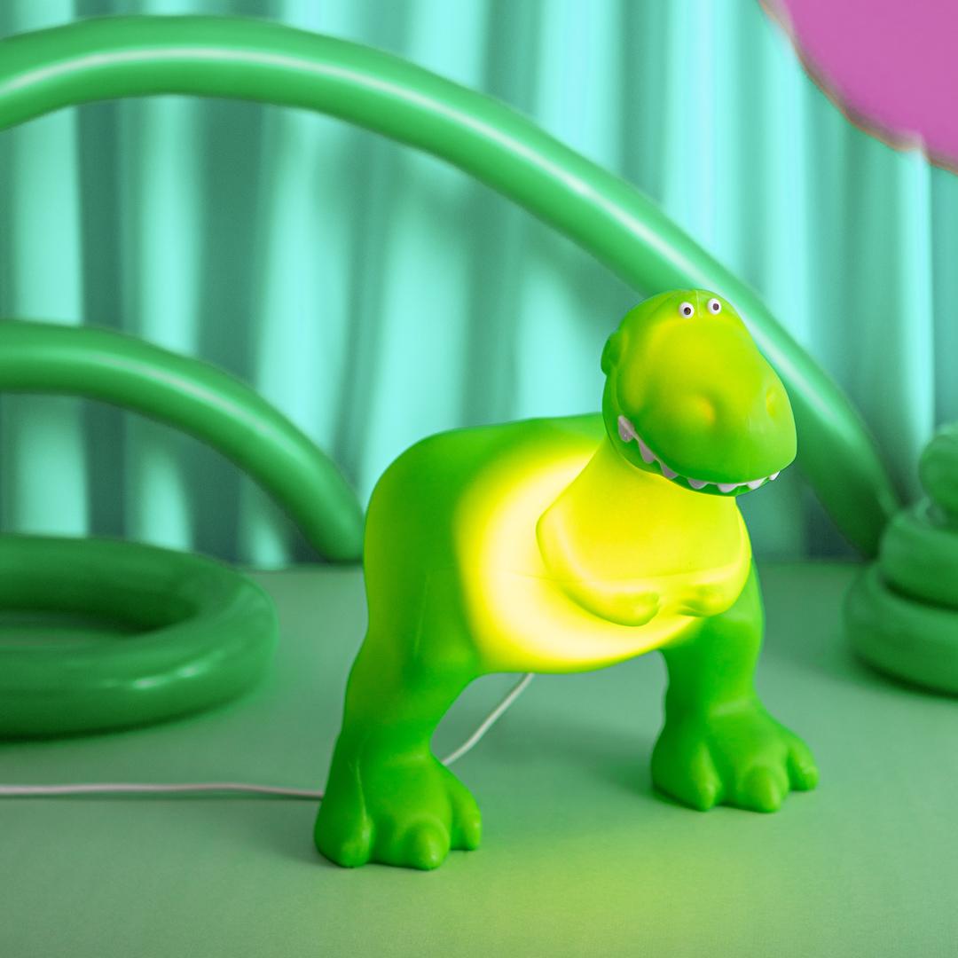 presente dia das crianças dinossauro rex toy story